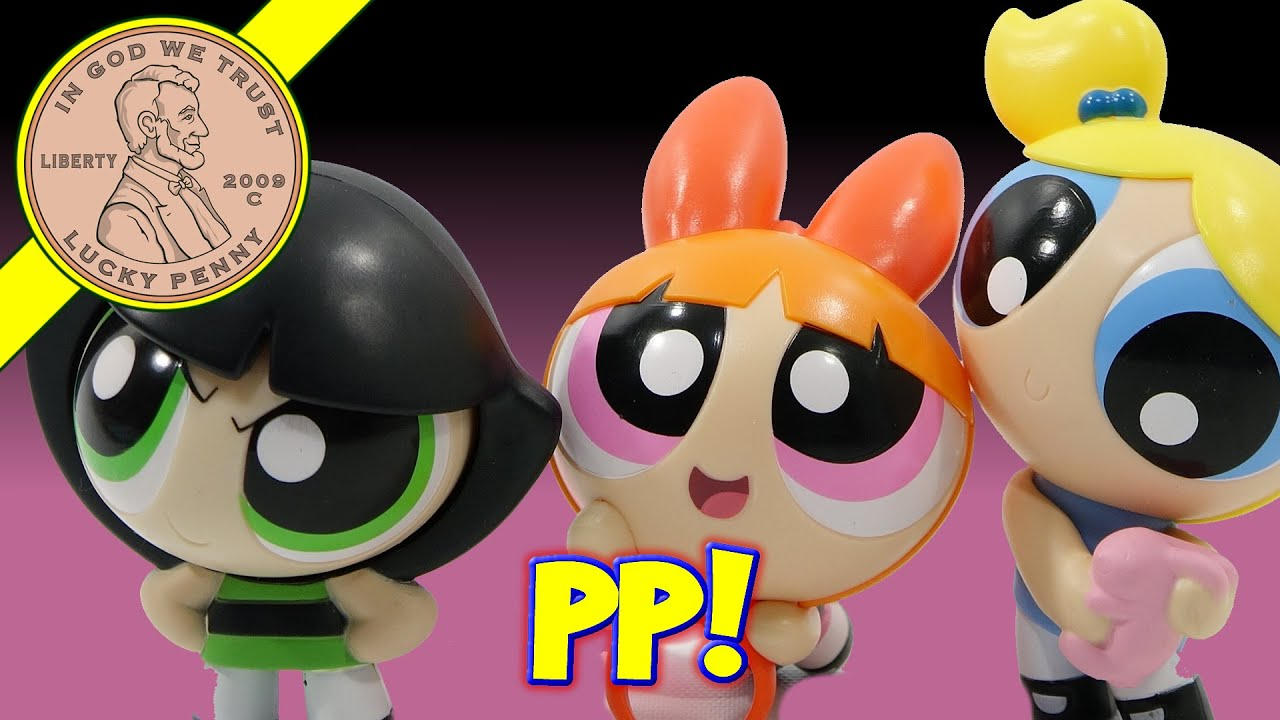 Powerpuff Girls Boys Toys - Sex Toys-2011