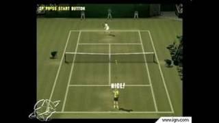 Smash Court Tennis Pro Tournament PlayStation 2