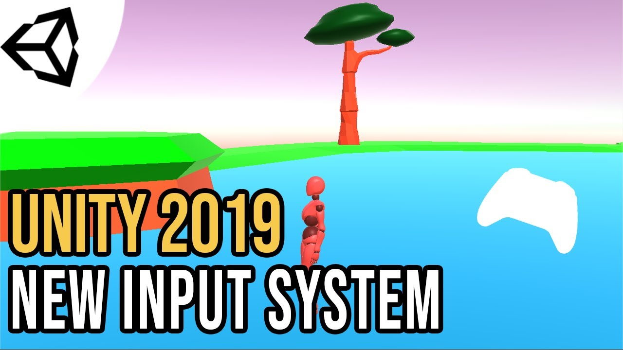 NEW INPUT SYSTEM - My implementation [Source][C#] - Unity tutorial 2019