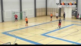 PJK - Tervarit 10.11.2018 klo 16.00 Futsal-liiga