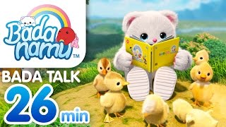 Bada Talk - Dance Song Compilation Vol.1 - 26min l Nursery Rhymes & Kids Songs