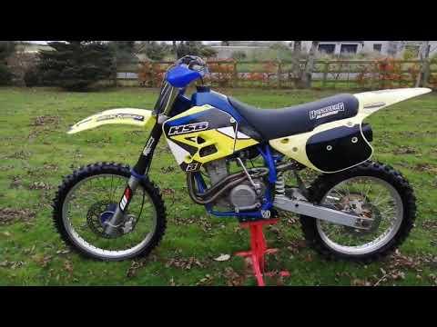1998 Husaberg FC600 Motocross bike