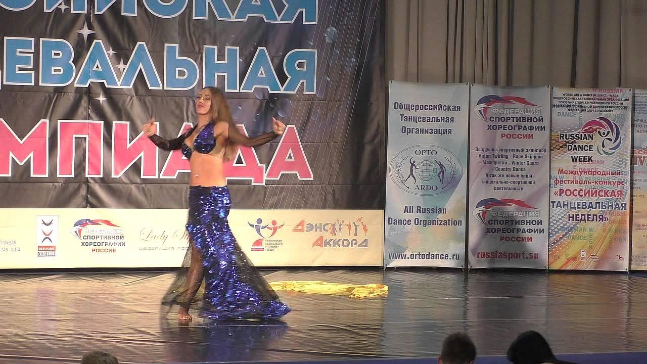 РТО-2015. Рейтинг России. Oriental классика. 1 лига. Взрослые, соло женщины, финал