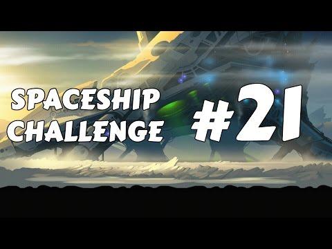 Spaceship Challenge : 21 (avoiding Torturer's Rage)