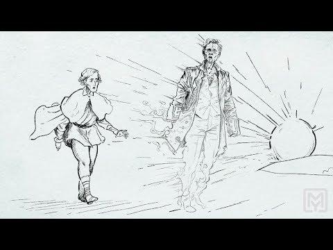 Краткое содержание - Гамлет (I-III акт)