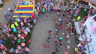 2015 Walworth County Fair Flashmob
