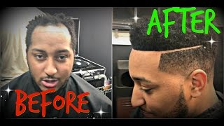 Dwayne Gets His Hairline SAVED Again!!!