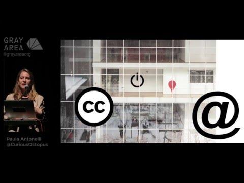 Quantum Leaps, The Ambiguous Futures Of Design | Paola Antonelli | The Gray Area Festival 2015