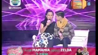 Mamamia Konser Final Duel - Calvin dan Zelda Duet