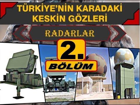 Türkiye'nin Radar Teknolojisi ve Elektronik Harp Kabiliyeti | soru-cevap 2. BÖLÜM