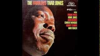 Thad Jones. The Fabulous Thad Jones.
