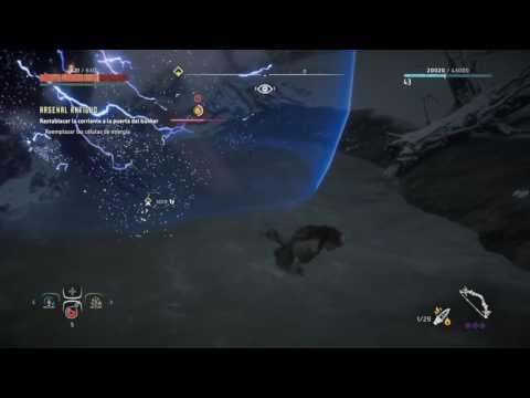 Horizon Zero Dawn | Aloy vs Tormenta