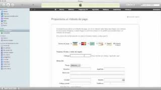 Videotutorial: Crear una Cuenta en el iTunes Store y Descargar Aplicaciones thumbnail