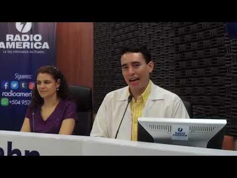 El Médico y su Salud  Martes 20 de marzo      Radio América Honduras