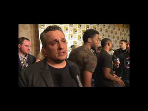 Joe Russo Avengers: Infinity War Director On San Diego Comic Con Hall H #SDCC