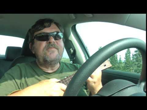 Alaska Highway Road Repair Ukulele Concert