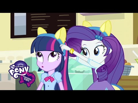 This is our Big Night (Full Clip) - My Little Pony Equestria Girls™
