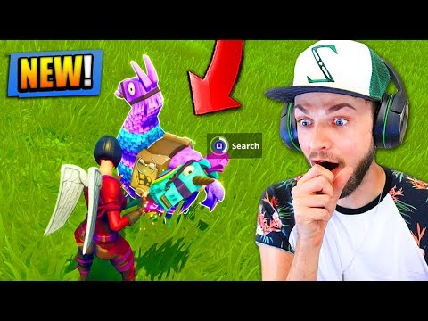 NEW RAREST CHEST *FOUND* in Fortnite: Battle Royale!