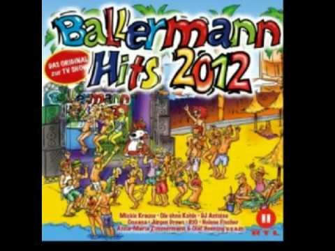 Ballermann Hits 2012 (CD1) - Willi Herren - Meine Nachbarin (Geil Mix)