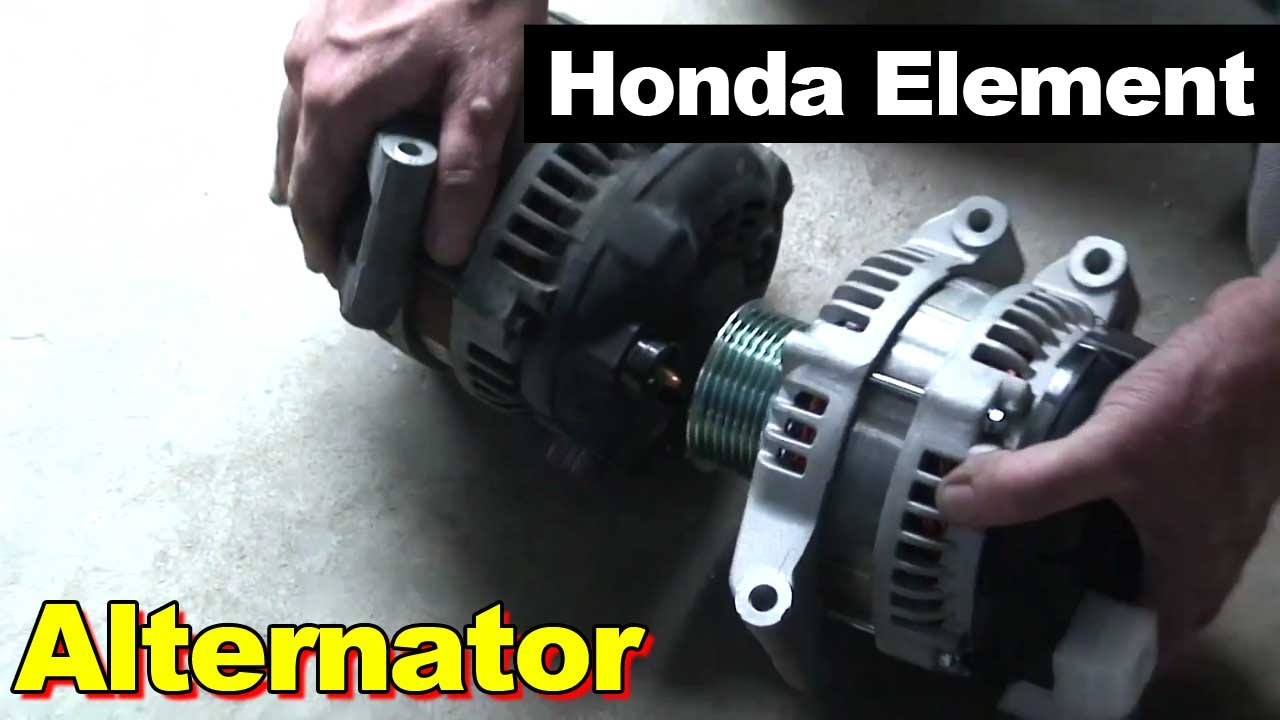2006 element alternator