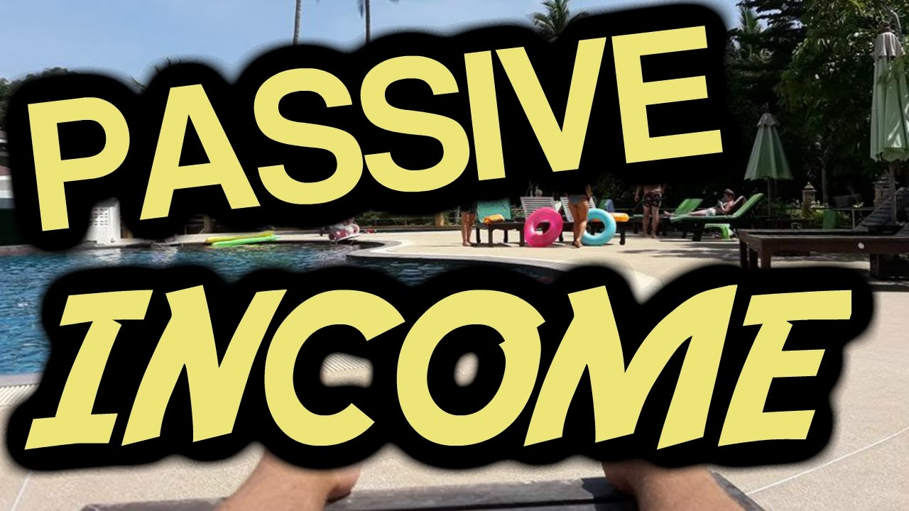 How to Make Passive Income Online - YouTube