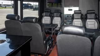 Elite Limo CT - 14 Passenger Bus