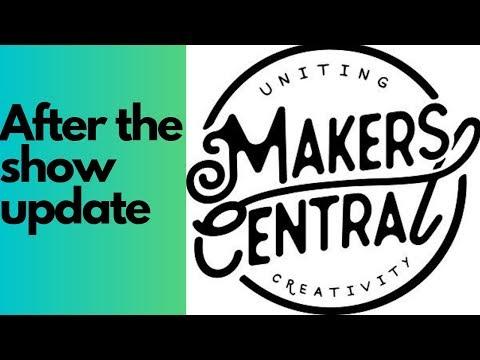 After Maker Central update