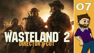 Let's Play: Wasteland 2: Directors Cut - Part 7 - Ralphy - (Gameplay/Playthrough PC)