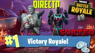 NEW EXCLUSIVE SKIN & 4,000 PAVOS SWEEPS FORTNITE BATTLE ROYALE