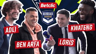 Loris x Kwateng VS Ben Arfa x Adli   Betclic