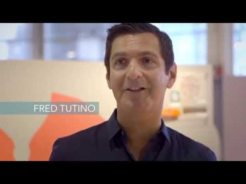 ITV with Fred Tutino, Creative Director at Elie Tahari / Première Visio New York