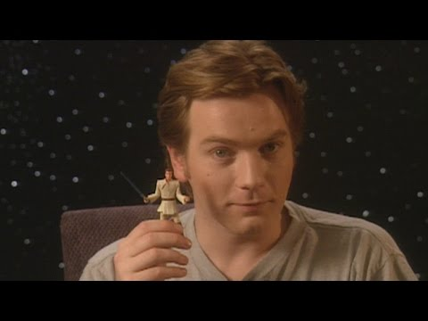 May The Fourth FLASHBACK: Ewan McGregor Talks Playing ObiWan in 'Star Wars: The Phantom Menace'
