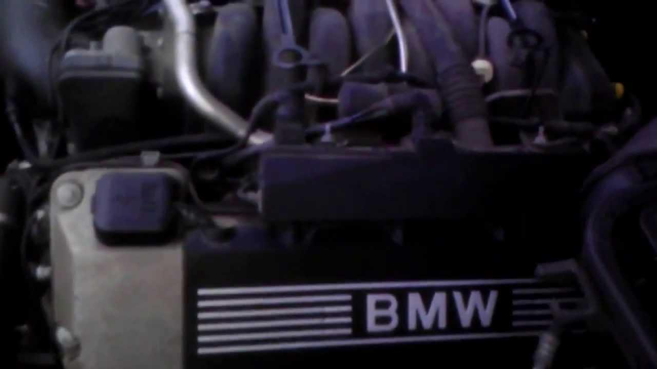 bmw e39 540i engine vanos tick youtube. Black Bedroom Furniture Sets. Home Design Ideas