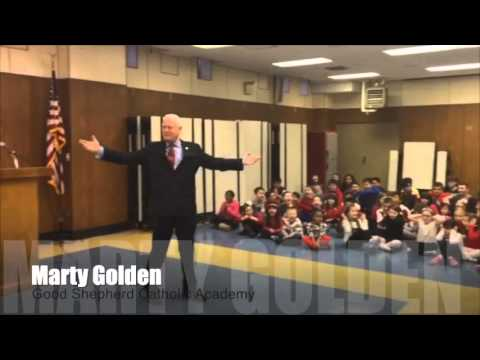 Senator Marty Golden - Good Shepherd Catholic Academy