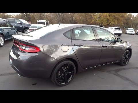 Crown Motors Redding Ca >> 2016 DODGE DART Redding, Eureka, Red Bluff, Northern California, Sacramento, CA 16D041 - YouTube