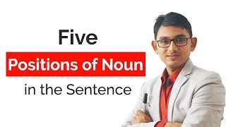 Position of Noun (বাংলা) | Parts of Speech | Noun in Apposition | Complement | Subject & Object