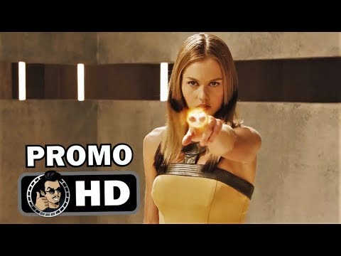 "MARVEL'S INHUMANS Official Promo Trailer ""An Astonishing Saga"" (HD) Isabelle Cornish ABC Series"