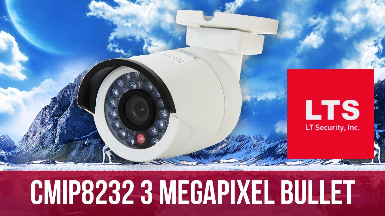 LT Security CMIP8232 IP Camera 64 BIT