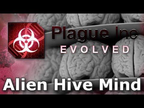 Plague Inc. Custom Scenarios - Alien Hive Mind