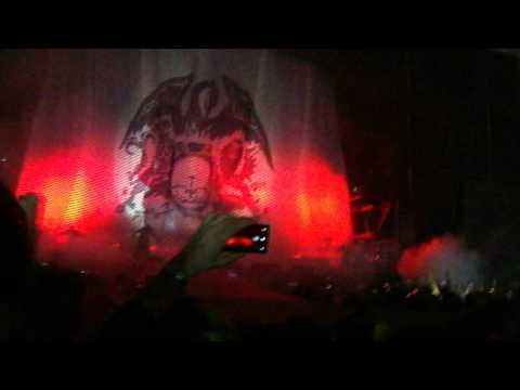 Queen + AL Geba Buenos Aires ONE VISION