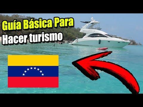 Guia Básica para turistas  Tienes que ver esto si vienes a Venezuela
