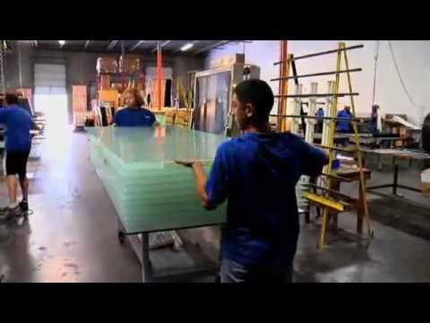 AET Solar Manufacturing Process