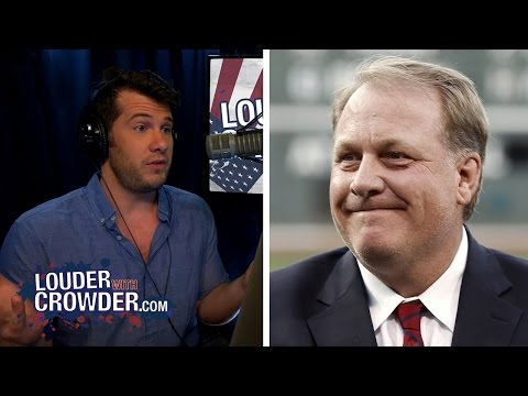 EXCLUSIVE: Curt Schilling Goes Off on ESPN and #SJWs! | Louder With Crowder