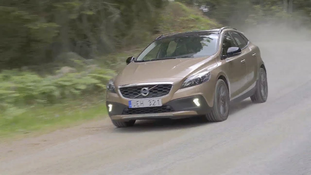 ▻ 2014 volvo v40 cross country - youtube