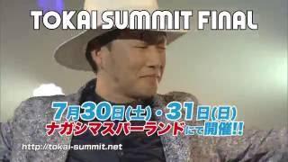 野外音楽フェス TOKAI SUMMIT FINAL(東海サミットファイナル)