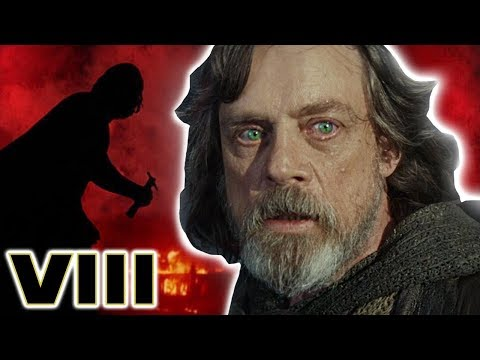 Thumbnail: What is Luke So Afraid of In The Last Jedi? - Star Wars Theory Explained