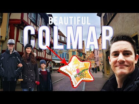 COLMAR - FRANCE *The Most Beautiful Fairytale Town In Europe*