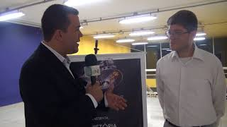 Eduardo Segantine entrevista Rômulo Prado