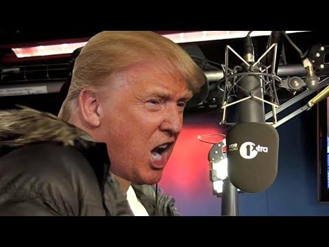 Roadman Trump - Da Wall Go Skkkrrrrrrrraaa