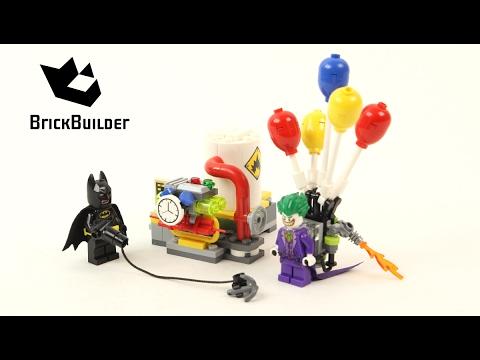 lego batman 70900 the joker balloon escape lego speed. Black Bedroom Furniture Sets. Home Design Ideas